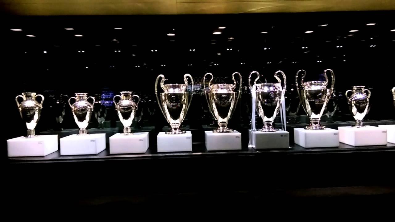 Real Madrid Santiago Bernabéu, Tour Im Elektrischen Fahrrad ...
