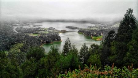 São Miguel De Azores: Tour Guiado De Medio Día A Las Sete Cidades
