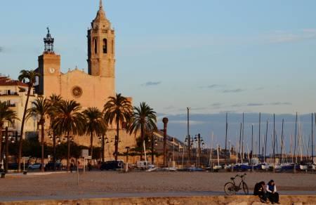 Besuchen Sie Sitges: Tasting Local Food & Natural Weine – Barcelona – Spanien