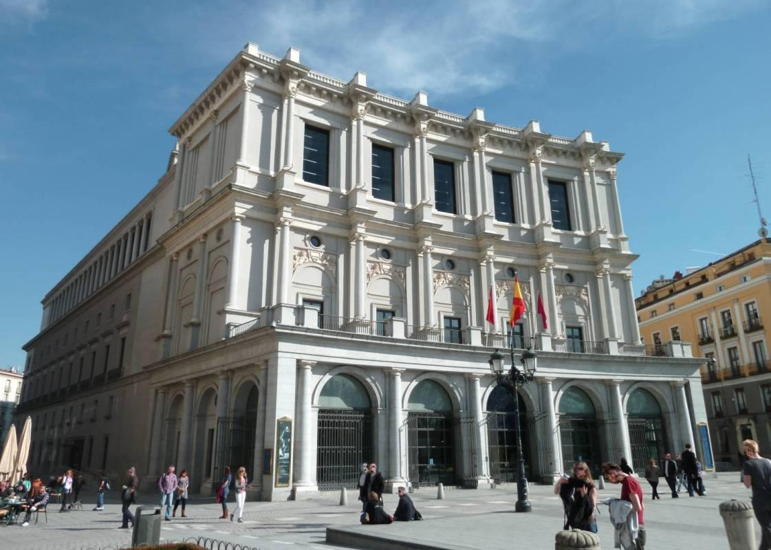 Essential Madrid Ebike Tour