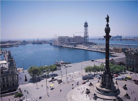 El Tour De Montjuïc Y Panorámica