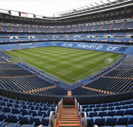 Bike Tour To The Bernabeu Stadium Of Real Madrid