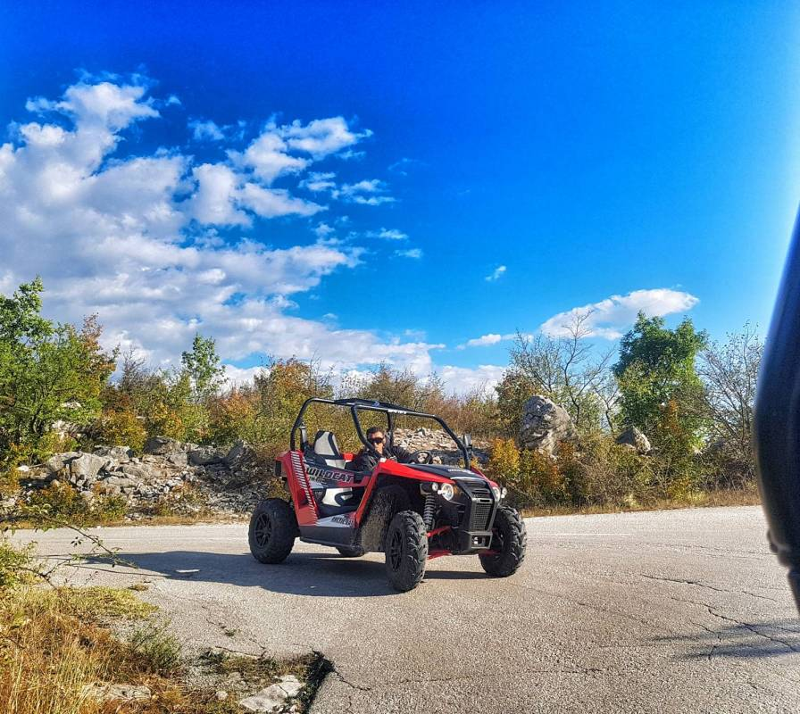 Buggy Adventure Expedition