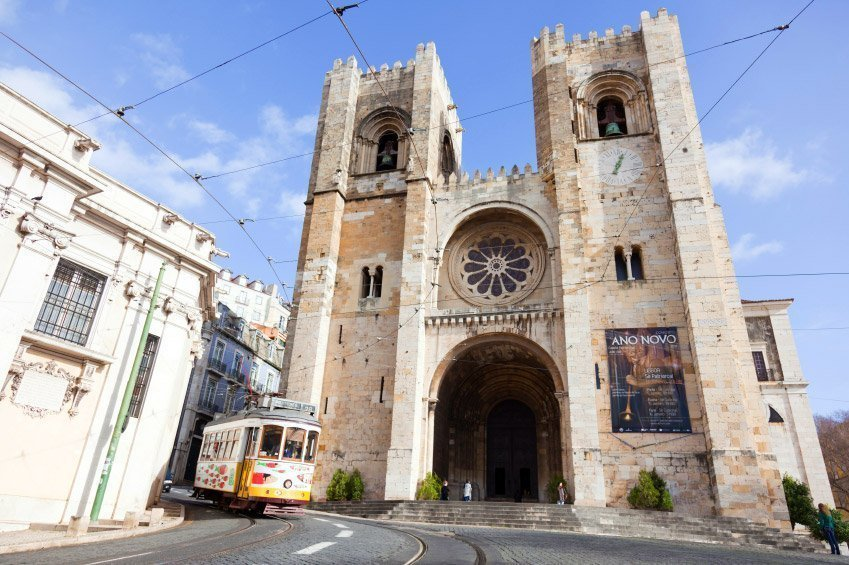 Sé/Catedral de Lisboa
