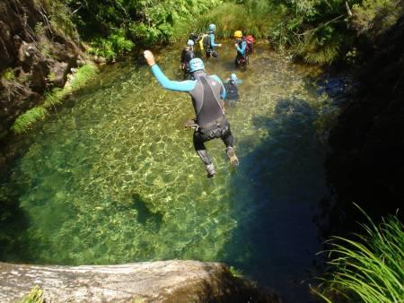 Canyoning Ribeira Da Pena
