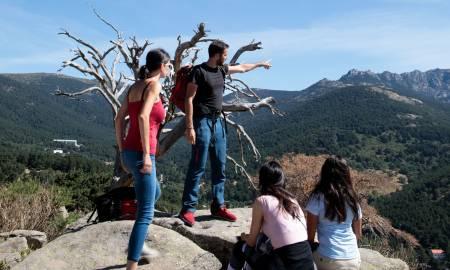 En La Naturaleza: Senderismo En Madrid