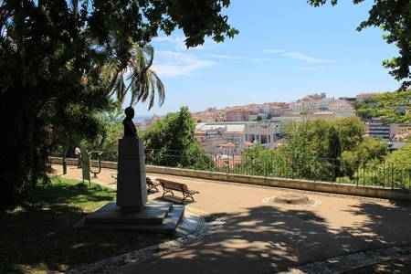 Vista That Enchants, Viewpoints Of Lisbon