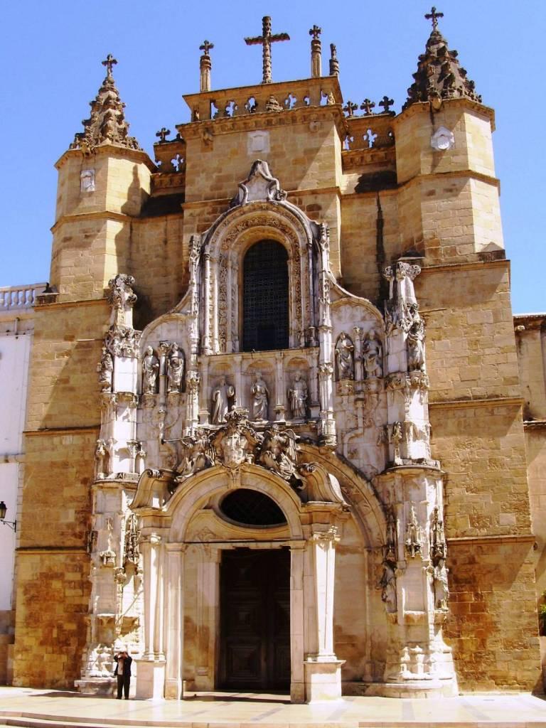 mosteiro santa cruz coimbra