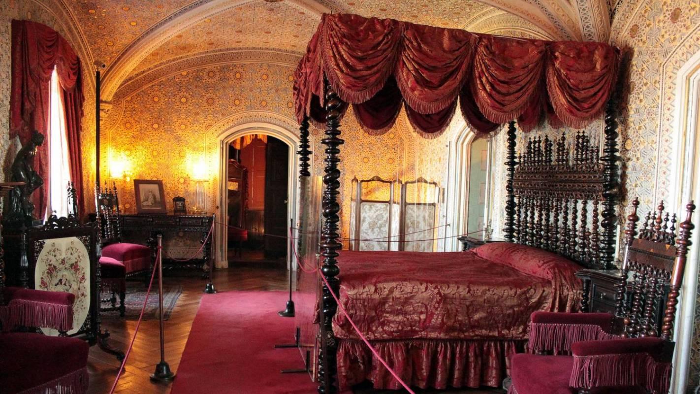 Palácio da Pena, interior