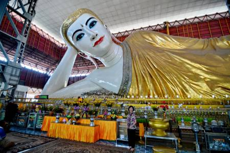 Half Day Yangon Excursion Tour