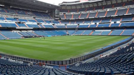 Skip-The-Line: Santiago Bernabéu E Real Madrid Tour – Almoço Gourmet Com Vistas Do Campo