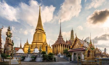 Emerald Buddha Temple - Wat Phra Kaew