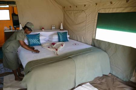 The Great Chobe 3 Nights 4 Days Camping Safari Itinerary.