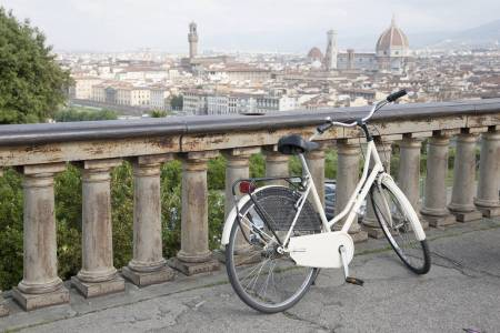 Bike tour in Florence, Italy