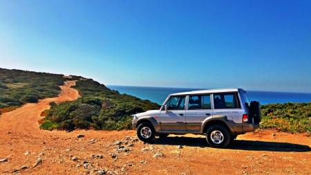 Sintra Palaces, Nature And Ocean Views – Private 4X4 Half Day Tour