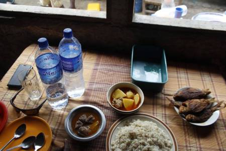 Course Of Local Cuisine With Mamas Macuas, , Island Of Mozambique
