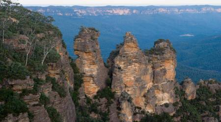 Blue Mountains With Wildlife Park, New South Wales