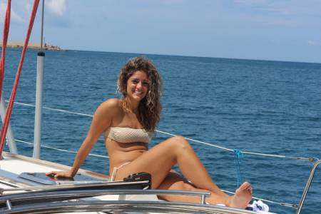 Full Day Tour On Luxury Sailboat Along The Coast Of Cefalù With Lunch On Board