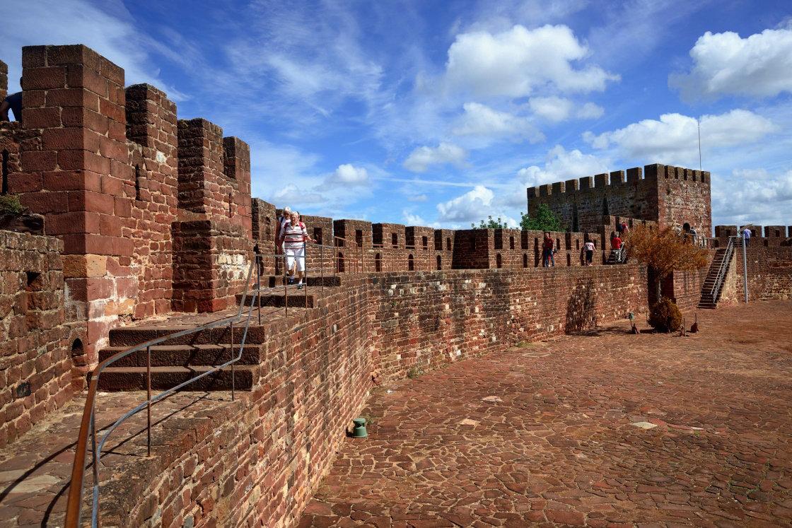Castle of Silves Algarve