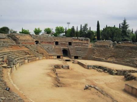 Roman circus of Mérida