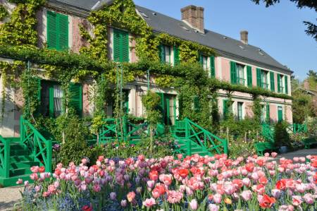 Claude Monet house Giverny