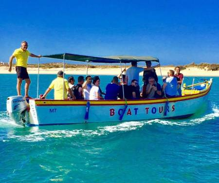 Tour to the Culatra island in Ria Formosa Natural Park