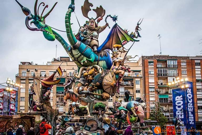 Fallas Tour, Valencia | experitour.com