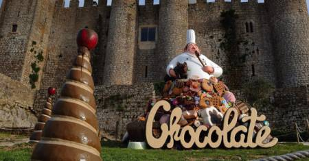 Óbidos International chocolate festival