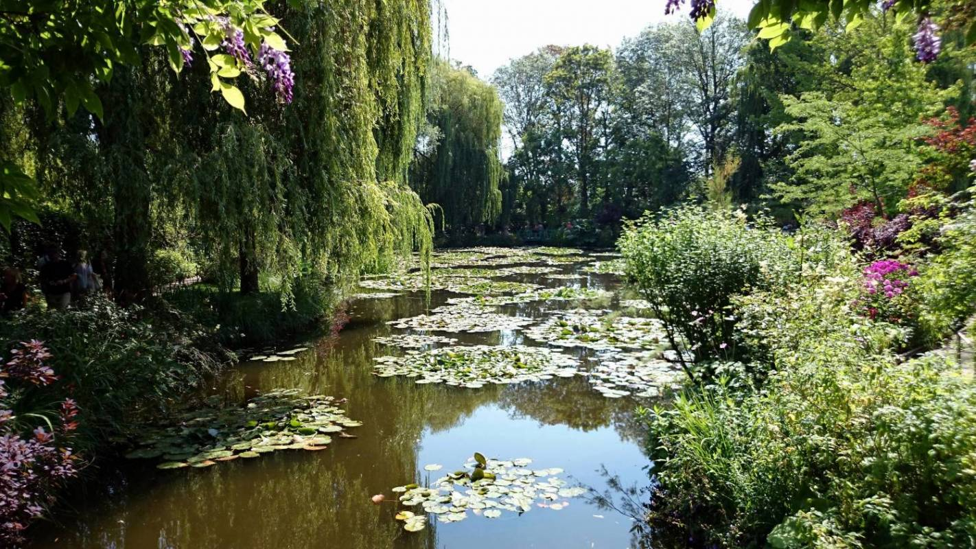 Claude monets giverny 5h private tour im minivan 4 bis 7 for Monet home