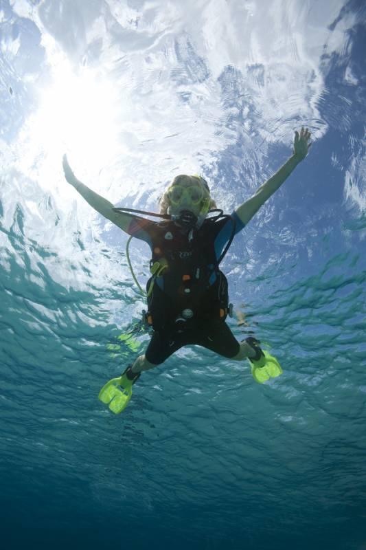 Discover Scuba Diving, Anfänger, Puerto Rico - Las Palmas ...