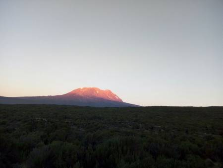 7 Days/6 Nights Kilimanjaro Trekking, Via Machame Route