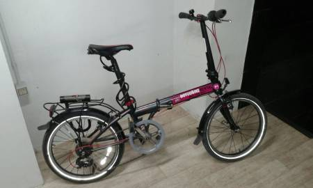 Rent A Folding Bicycle, Valencia