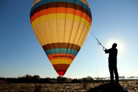 Beja: Balloon Ride