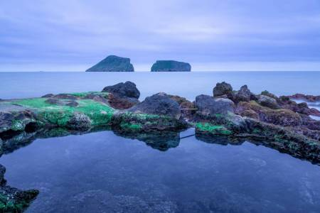 Cabras Islets Azores