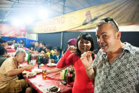 Good Indonesian Food Tour