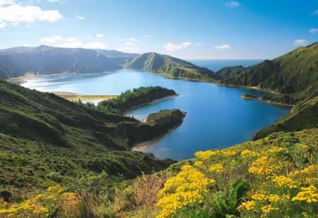 Demi-Journée Gros Camion Lagoa Do Fogo Émotion Tour – Île De São Miguel, Açores