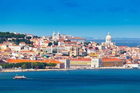 Lisboa Vista do Rio Tejo