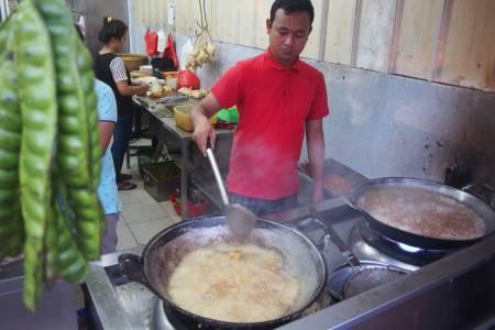Mangga Besar Food Tour, Jakarta, Indonesia