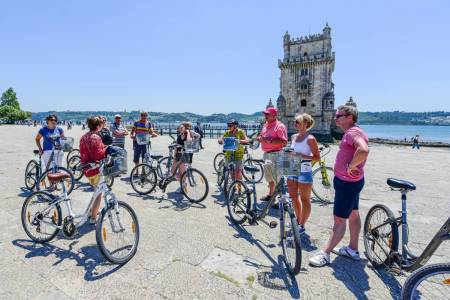 Lisbon Bike Tour: Downtown Lisbon To Belém