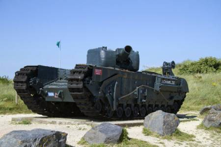 Normandy Landing Beaches 12H Private Tour Minibus 8 Pax