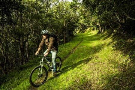 Adventure Mountain Biking, Terceira Island, Azores
