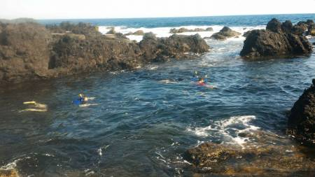 Snorkeling Sea Adventures Island Terceira Azores