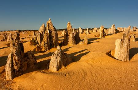 Nambung National Park Pinnacles