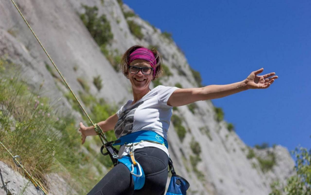 Kletterausrüstung Was Gehört Dazu : Klettern omiš kroatien experitour.com