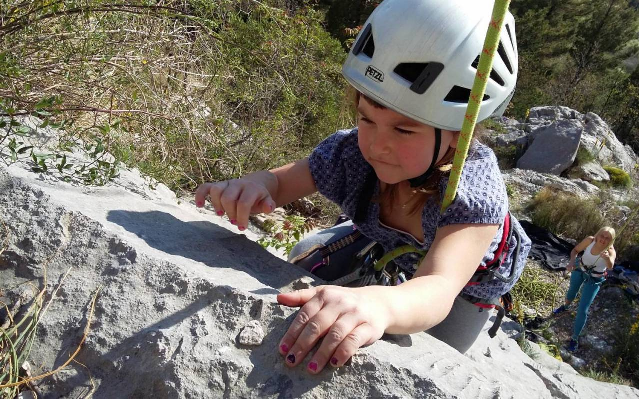 Rock Climbing Omiš - Croatia