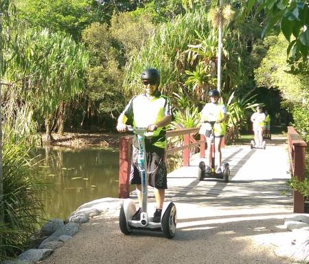 Segway tours in Cairns, Australia QLD