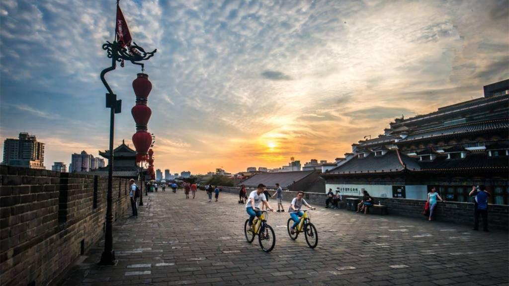 Revenir à  Province du Shaanxi