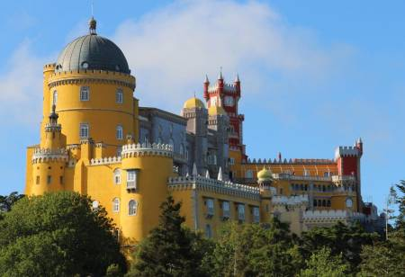 Complete Sintra Walking Tour