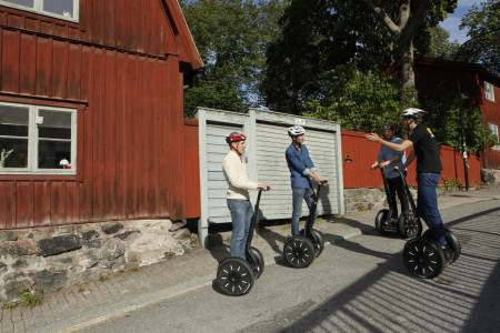 Södermalm By Segway