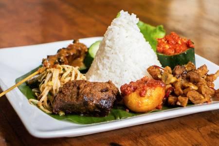 Kota Tua Visite Gourmande, Jakarta, Indonésie